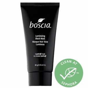 new Boscia ㋛ Luminzing Black Charcoal Mask ㋛